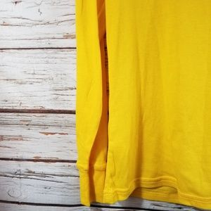 Beverly Hills Polo Club Tops - Beverly Polo Club Yellow w/ glittery logo, 1X